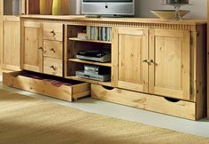 Lowboard »Serie Skagen« - Möbel