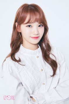 The top 12 contestants of Mnet's 'Produce are now each getting ready to officially greet fans as the project group, IZ*ONE! Yuri, Cute Korean Girl, Asian Girl, Kpop Girl Groups, Kpop Girls, Kpop Profiles, Japanese Girl Group, Kim Min, Profile Photo