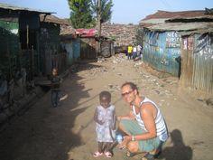 Kibera slums, Kenya  #greatwalker