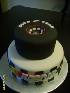 Nascar birthday cake | Flickr - Photo Sharing!