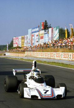1975, Deutschland GP, Nürburg, Carlos Reutemann, Brabham