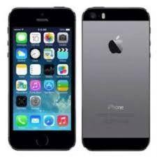 APPLE IPHONE-5S 16-GB GRIGIO SIDERALE SPACE GRAY CELLULARI E SMARTPHONE