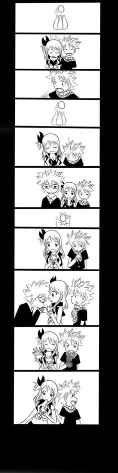 Nalu: Jealousy 4 by xmizuwaterx on DeviantArt