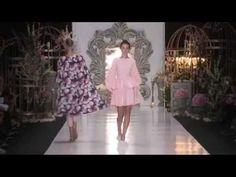 Yulia Prokhorova Beloe Zoloto - Spring/Summer 2015 - YouTube