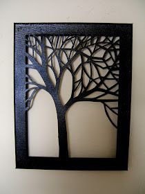 I'm in love with trees! This is perfect, and I have just the spot for it!