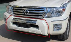 Toyota LAND CRUISER thander
