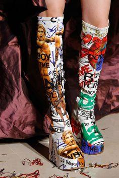 Vivienne Westwood | Fall 2015 Ready-to-Wear