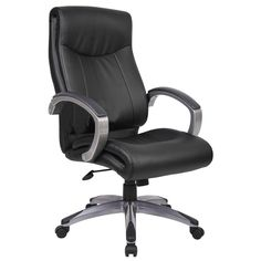 Ascot Executive Large Padded Swivel Chair