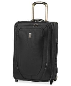 """CLOSEOUT! Travelpro Crew 10 22"""" Rolling Carry On Expandable Suitcase"""