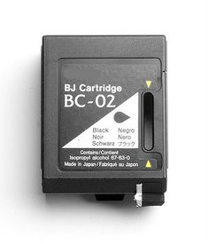 Buy BC-02 (0881A003AA) Black Ink Cartridge for Canon at Houseoftoners.com. We offer to save 30-70% on ink and toner cartridges. 100% Satisfaction Guarantee.