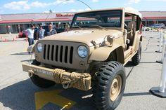 A Dream Come True: Cruising Woodward in Jeep Concepts