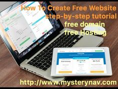 Back to School learn How to create free website