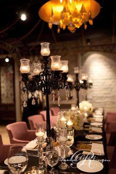 Boutique Wedding At Trendy George Restaurant - Wedding Decor Toronto Rachel A. Clingen Wedding & Event Design