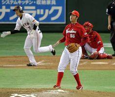 【広島】中崎6失点で3敗目、2軍降格 - プロ野球ニュース