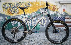 Nominee for What is The Sexiest AM FR Enduro Hardtail of 2016