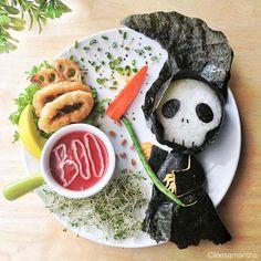 Eatzybitzy – The creative Food Art by Samantha Lee | Ufunk.net
