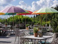 Berghotel Maibrunn, Sankt Englmar: Mix & Match - LIFESTYLEHOTELS Design Elements, Modern Design, Bavarian Forest, Ski Lift, Le Corbusier, Hotel S, Traditional Design, Countryside, Facade