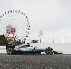 Nico Rosberg  #JapaneseGP #F1