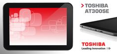 Tablette Toshiba AT300SE sous Android 4.1