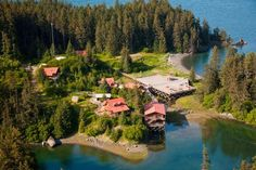 Epic Girls' Getaway Destinations In Every State In America -- If you think Alaska is all about hunting, fishing, and male bonding, think again. This fisherman's v... - Provided by Redbook