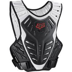 Fox Racing Titan Race Subframe Men's Roost Deflector MX/Off-Road/Dirt Bike Motorcycle Body Armor - http://downhill.cybermarket24.com/fox-racing-titan-race-subframe-mens-roost-deflector-2/