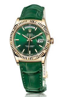 Green Rolex