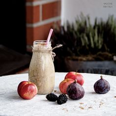 The Best Breakfast #Smoothie Ever