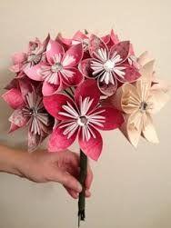 origami flower bouquet - חיפוש ב-Google