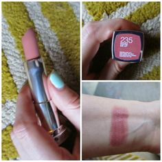 Maybelline 235 Warm Me Up
