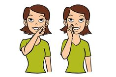 Video: Napkin in Baby Sign Language Signing: To sign napkin simply make the motion of wiping on both sides of your mouth. Figure: Napkin in Baby Sign Language Usage: Use the sign for napkin when te… Sign Language Colors, Sign Language Book, Simple Sign Language, Sign Language Chart, Sign Language For Kids, Sign Language Phrases, Sign Language Alphabet, American Sign Language, Deaf Sign