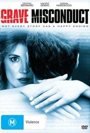 Grave Misconduct 2008 Full Movie. A fledgling mystery writer sees an opportunity to advance her career after the death of a novelist/friend but faces dire consequences when a series of vicious murders occur, implicating her.