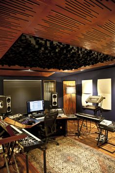 Superb Build Your Own Recording Studio Infographic Our Place Is Largest Home Design Picture Inspirations Pitcheantrous