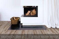 Expona Domestic Vinyl Designbelag Clic-System - der moderne PVC-Boden