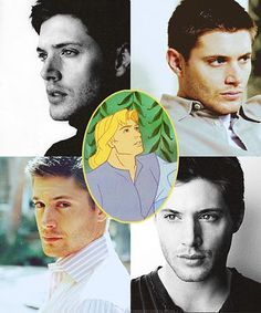 Jensen Ackles as John Smith