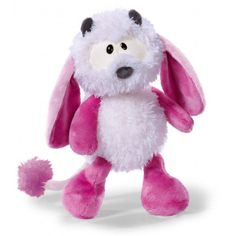 """NICI Lilac Monster """"Hihi"""" Soft Toy 35cm"""