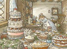 Home / Twitter Brambly Hedge, Pet Mice, Vintage Children's Books, Cute Animal Pictures, Beatrix Potter, Children's Book Illustration, Cute Drawings, Cute Art, Illustrators