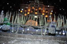 Crăciunul a trecut...atmosfera de sărbătoare a rămas  #Pitesti