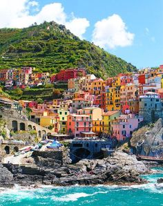 Very Beautiful Manarola – Italy