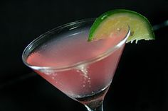 How to Make a Vodka Cosmo