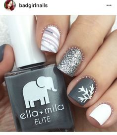 Grey + subtle
