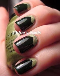 Creative Nail Design and Nail Art Collection 2014