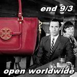 Tory Burch bag #Giveaway 9/3