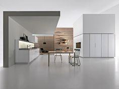 SCANDINAVIAN BEAUTY: TRIM KITCHEN / DESIGN DANTE BONUCCELLI / BY DADA / YEAR 2007 | #designbest #magazine #interior #design #nordic |
