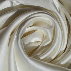 Silk fabric. Beautiful.