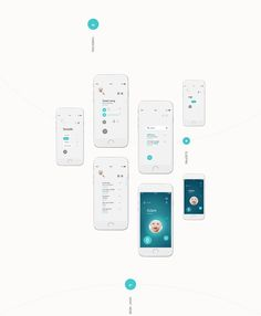 NEEBO™ is a next-gen baby care device, accompanied by a mobile app. Monitors baby's sound, thermal comfort, heart rate and blood oxygen level. Notifies parents of any suspicious activity, includes playable audio content.Our team has created a full set of…