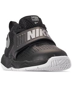 e4f32209a8 Nike Toddler Boys' Team Hustle D8 Basketball Sneakers from Finish Line