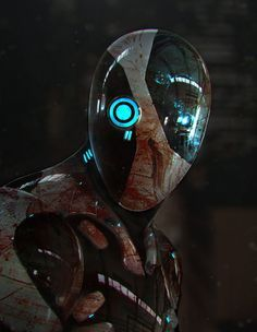 cyberpunk mask - Google Search