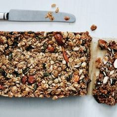Loaf cake, Bar recipes and Recipe on Pinterest