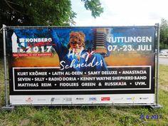 1213. - Plakat in Stockach. / 25.06.2017./