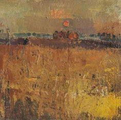 Sunset, Joan Eardley